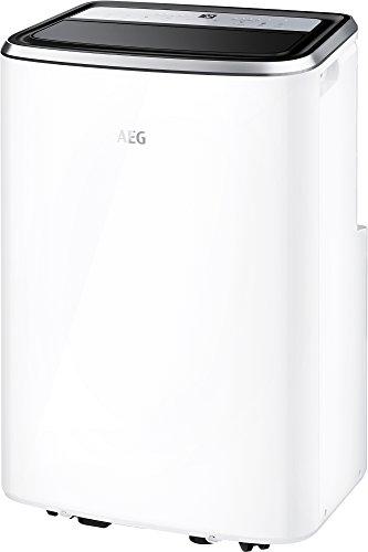 AEG Chillflex Pro AXP26U338CW mobiles Klimagerät (LED Display, Touch-Buttons, Fernbedienung,...