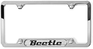 Volkswagen Beetle Branded OEM License Plate Frame