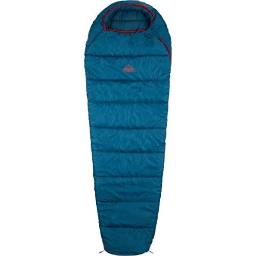 McKINLEY Unisex– Erwachsene Camp Active 0 I Schlafsack, blau, 195L