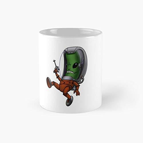 N\A Ony from An Alien Adventure - Taza de café de cerámica