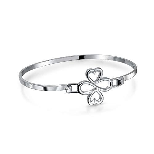 AYLLU Inspiration Symbole Coeur Amour Infini Du Trèfle De Ch