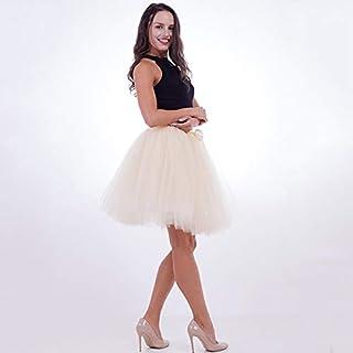 0beed00197a228 Amazon.fr : jupe tutu - Femme : Vêtements