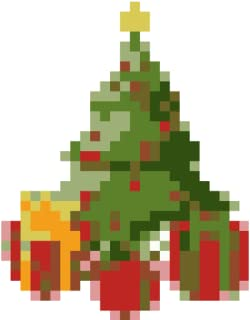 Art Pixel: Holiday Edition (Color by Number)