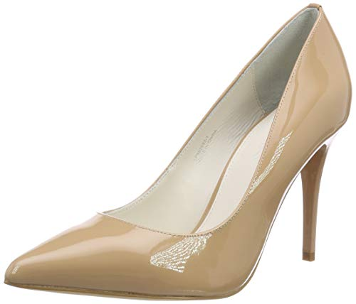 Buffalo Damen 11877-305 Pumps, Beige (Nude 01 000), 40 EU