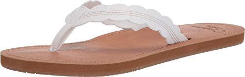 REEF Women's Sandals Cushion Celine | Water Friendly Flip Fop | Cloud | Size 9