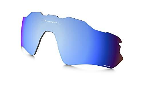 Oakley Herren Repl. Lens Radar Ev Lesebrille, Prizm Deep Water Polarized, Einheitsgröße