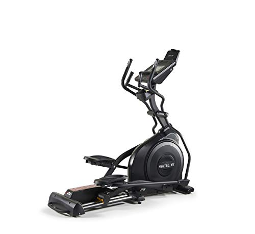 SOLE New 2020 E25 Elliptical