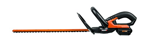 WORX WG275 32V 20' Cordless Electric Hedge Trimmer