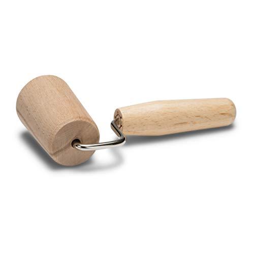 patisse 02251 Rouleau à foncer, en Bois, 7cm