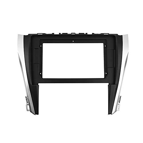XIUXIU RainYun 10. 1 Pulgada Radio de automóvil Fascia Fit para Toyota Camry 2015 Instalación del Tablero de Instrumentos Kit de Ajuste Marco de Marco estéreo DVD Panel de Jugador Android Bisel