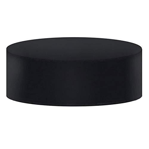 ZXHQ Redonda Cubierta Mesa Patio 190x80cm, Funda Protectora para Muebles, Funda Muebles JardíN Exterior Impermeable A Prueba Viento Anti Rayos UV para Muebles De Exterior