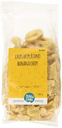 Terrasana Chips De Platano 200 G 200 G 200 ml
