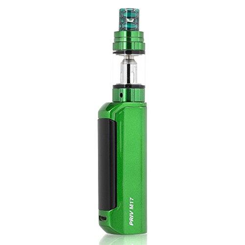 Original Smok Priv M17 2ml 60w Starter Kit E-Zigarette mit Zerstäuber (Grün)