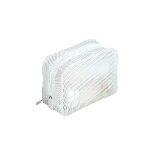 Naicai Minimalist Summer White Eva Waterproof Wash Tridimensionnel Bag Travel Storage Cosmetic Bag