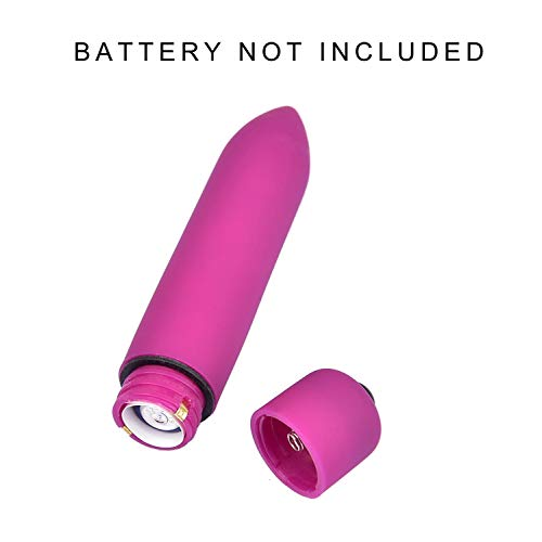 Cordless Wand Massager Waterproof & Strong Neck Back Muscle Massage-Mini Great for Travel and Gift Vibrator