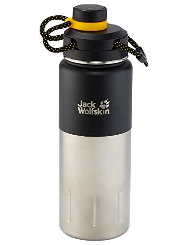 Jack Wolfskin KAROO 0.75 isolierende Trinkflasche, black, ONE SIZE