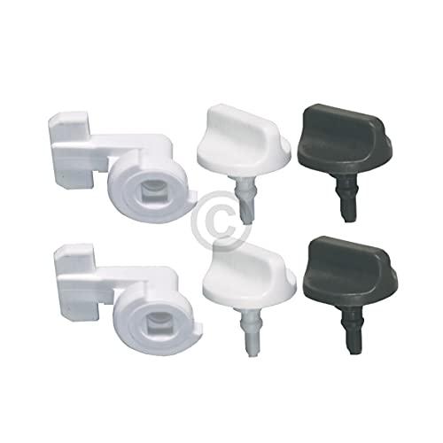 Verriegelung kompatibel mit BOSCH 00181270 für Filterrahmen Dunstabzugshaube