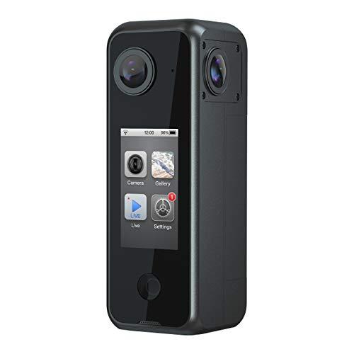 Cámara Labpano Pilot One Impermeable* Profesional 8K 360° (edición Mejorada) (128GB)