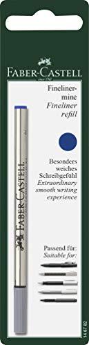 Faber-Castell 148782 Fineliner mine, blau