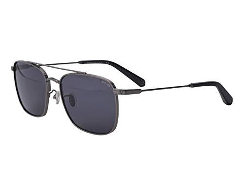 Police Lewis 12 SPL-B-28 0568 - Gafas de sol (metalizadas), color gris
