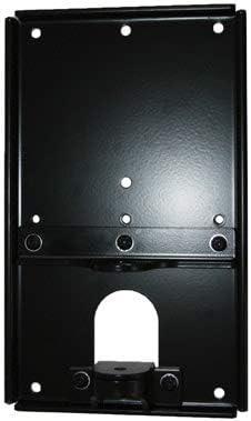 Chief KSA1018B Small Flat Panel Metal Stud Accessory