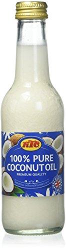 Huile de noix de coco pure - 250 ml