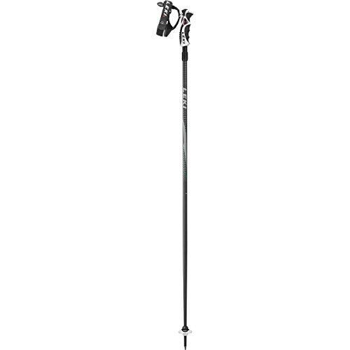 LEKI Erwachsene Skistock Hot Shot S, Black, 130