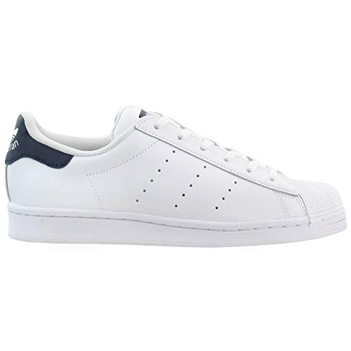 adidas Kids Boys Superstar Stan Smith Lace Up Sneakers Shoes Casual - White - Size 5 M