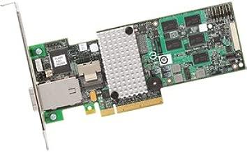 4-Port Int, 4-Port Ext, 6Gb/S Sata+Sas, Pcie 2.0, 512Mb; Megaraid Sas 9280-4I4E,