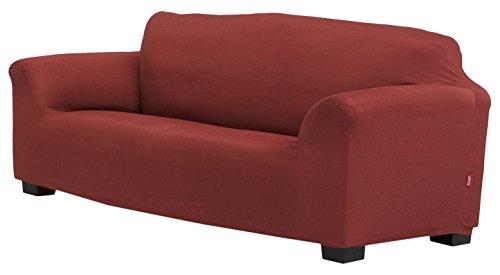 Beschermhoes sofa bielastica voor model Ektorp van IKEA 2 plaatsen beige