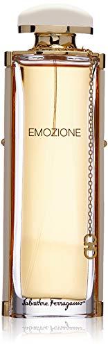 Salvatore Ferragamo Emozione Eau de Parfum, 3.1 Fluid Ounce
