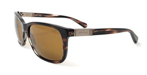 Armani Gafas de Sol Polarized 8016 503683 (58 mm) Marrón
