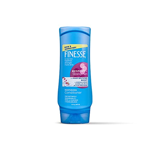 Finesse Restore + Strengthen, Moisturizing Conditioner 13 oz (Pack of 6)