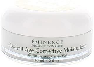 Eminence Organic Skincare Coconut Age Corrective Moisturizer, 2 Ounce