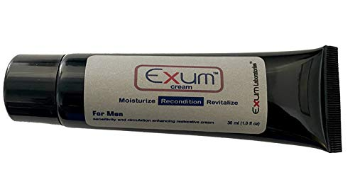 EXUM - The Best Natural Penile Skin Care and Sensitivity Enhancing Cream Developed by Pharmacists