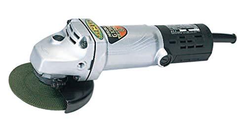 HiKOKI(旧日立工機) 電気ディスクグラインダー 砥石径100mm×厚さ3mm×穴径15mm AC100V 低速高トルク G10ML