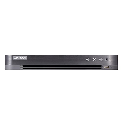 DVR Turbo HD 8 Ch. H.265+ risoluzione fino a 3Mpx DS-7208HQHI-K1 Hikvision