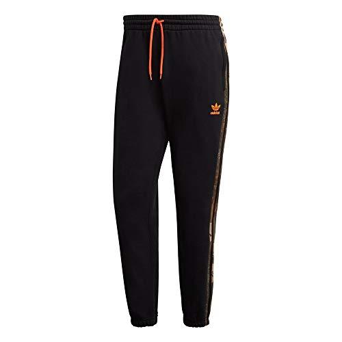 adidas Camo Sweatpant Pantaloni Sportivi, Uomo, Black, S