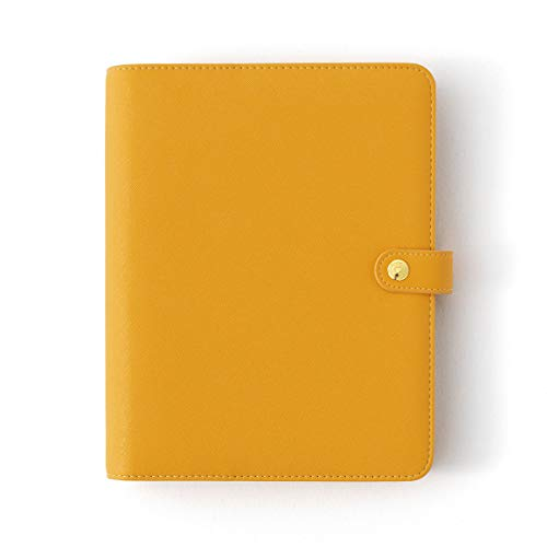 CHARUCA Planner personal A5. Mostaza 2022