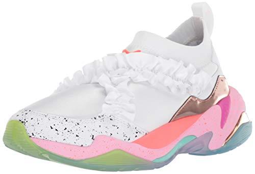 PUMA Women's Thunder Sophia Webster Sneaker, White, 10 M US