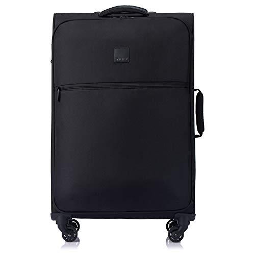 Tripp Black Ultra Lite 4 Wheel Medium Suitcase