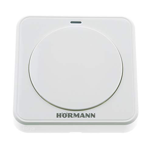 Hörmann FIT 1 BS Funk-Taster Unterputz 868 MHz BS - BiSecur Sender UP - Smart Home Taster