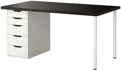 Ikea micke schreibtisch in weiß cm