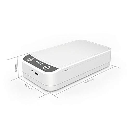 Caja esterilizadora UV Caja desinfectante portátil desinfectante limp