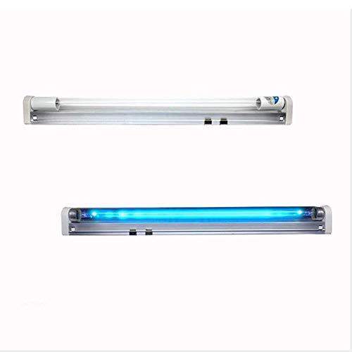 Huishoudelijke UV Desinfectie Lamp Kan Worden Opgehangen UVC + Ozondesinfectie Mite Desinfectie Lamp Met T8 Lamp Bracket Wide Desinfectie Range Geschikt Voor Indoor,40w