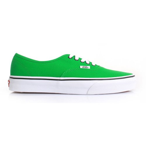 Vans U Authentic Rainbow, Sneakers Moda Unisex Adulto, Verde (Vert - Vert), 9.5