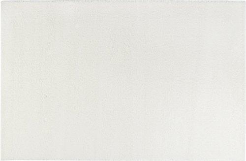 ESPRIT Chill Glamour Moderner Markenteppich, Polyester, Beige, 150 x 80 x 2 cm