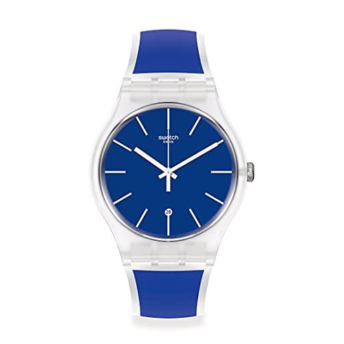 Swatch Reloj Blue Trip SO29K400