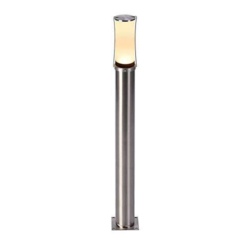 SLV LED Gartenleuchte BIG NAILS 80 | Design Standleuchte zur individuellen Außen-Beleuchtung, Outdoor Wege-Leuchte | Sockellampe, Garten-Beleuchtung, Außen-Lampe, Pollerleuchte | LED Inside, 8,5W, A++
