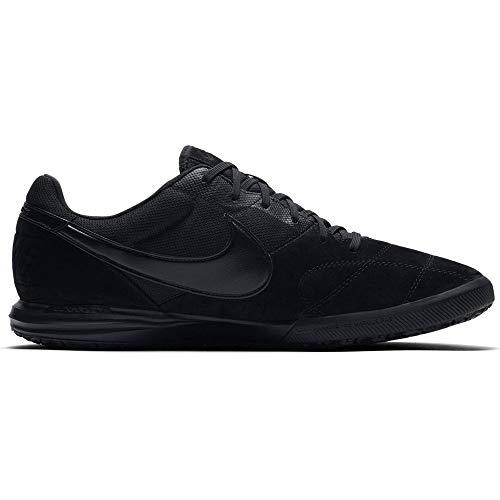 Nike Herren The Premier Ii Sala Fußballschuhe, Schwarz (Black/Black-Black 101), 44.5 EU